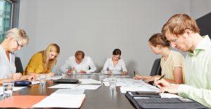 Wie Sie sich auf ein Assessment-Center vorbereiten