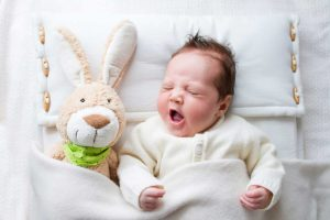 So können Sie Schlafstörungen bei Säuglingen homöopathisch behandeln