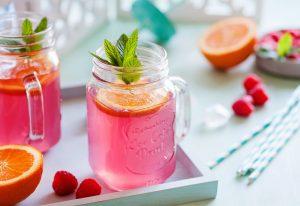 Nutzen Sie diese 3 Limonaden-Rezepte für Ihre Erfrischung