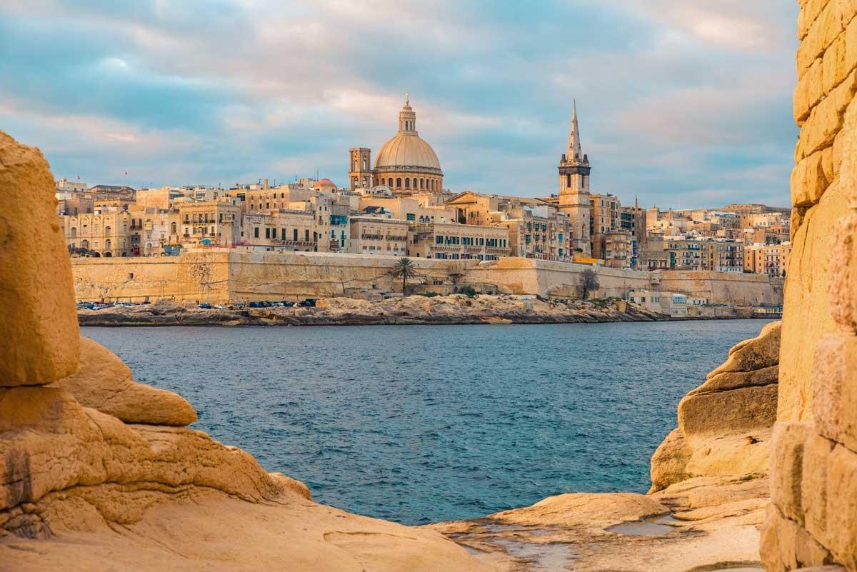 Mein Valletta - Tour durch die maltesische Hauptstadt