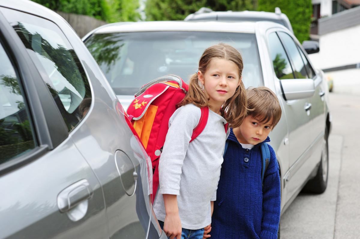 Mein Kind wird eingeschult: So bringen Sie ihm den Schulweg bei