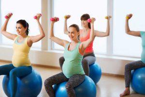 Darf man während der Schwangerschaft Sport machen?