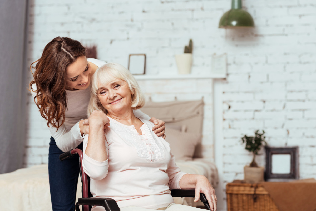 Umzug vermeiden und Senioren-Wohnung barrierefrei gestalten