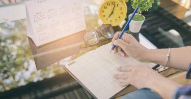 Arbeitsorganisation: Wie Sie Ihre Termine halten