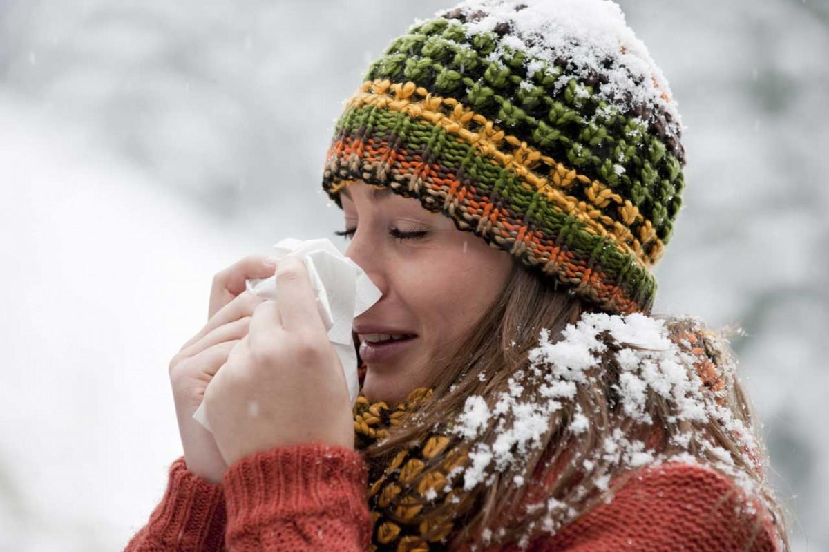Heuschnupfen im Winter: So gehen Sie mit dem Thema um