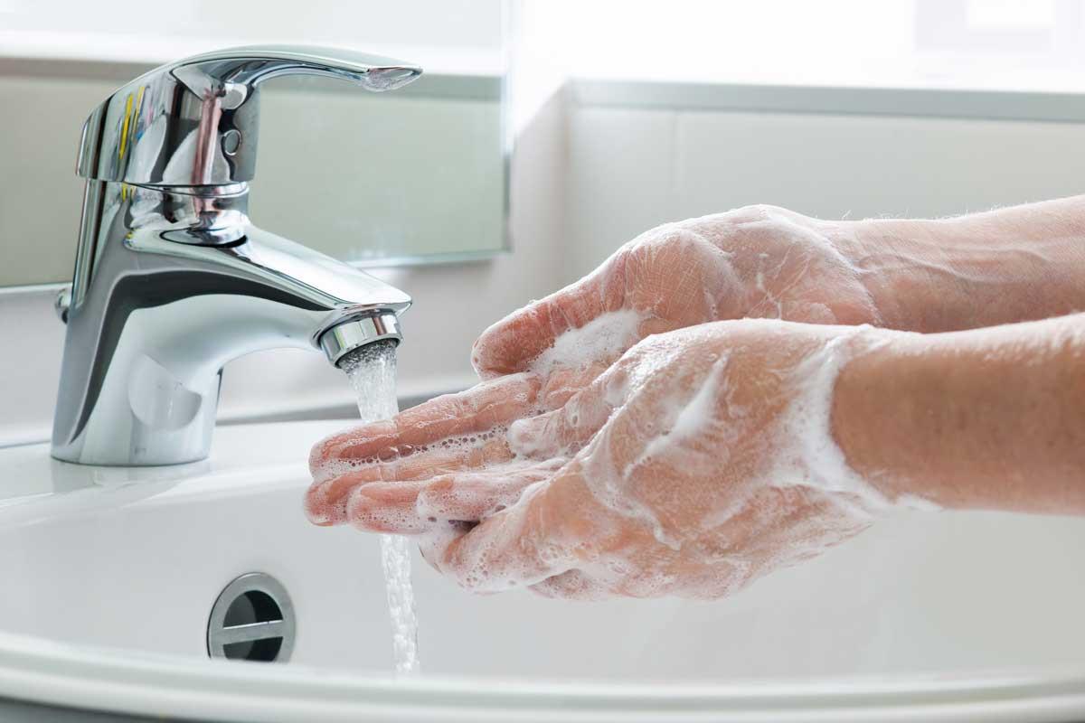 3 Tipps, wie Sie richtig Hände waschen
