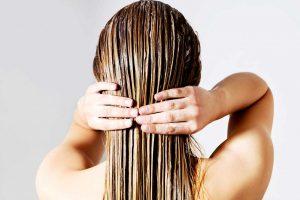 10 Hausmittel gegen trockene Haare