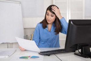 3 Dinge, die Sie im Bewerbungsanschreiben vermeiden sollten