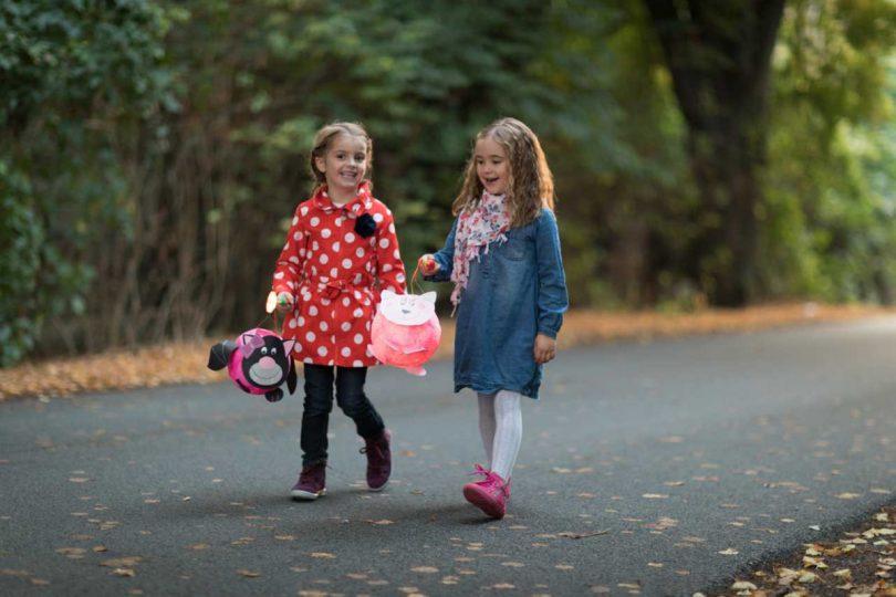 Laterne laufen zum Kindergeburtstag – in 9 Schritten ist es organisiert