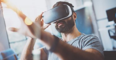 Die Virtual-Reality-Brille – 5 Innovationen der neuen dritten Dimension