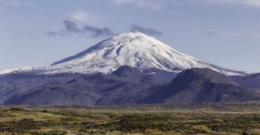 Das Mittelbild von Hekla Lava und seine Leitsymptome