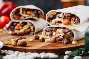 So gelingen Ihnen vegane Burritos