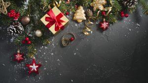 Was Sie tun können, wenn Sie die Weihnachtsgrüße vergessen haben