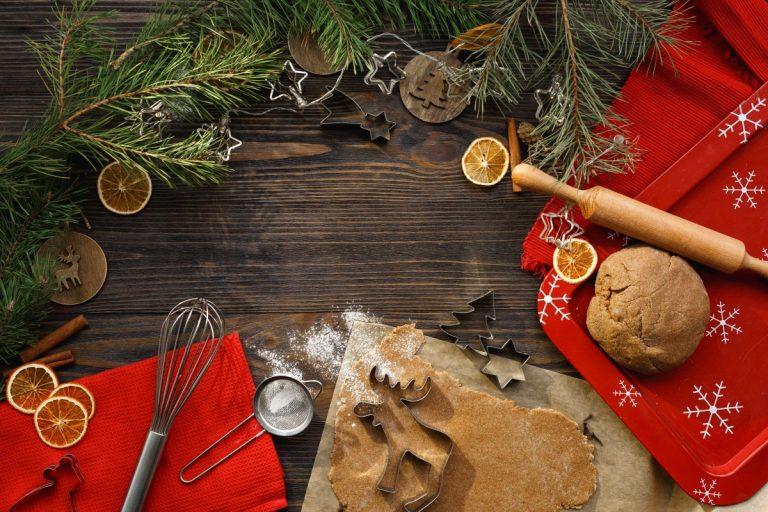 3 tolle Rezepte für veganes Weihnachtsgebäck