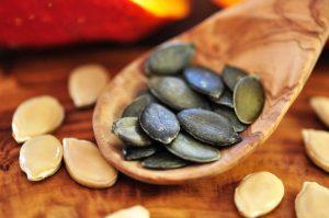 6 Fakten über die gesunde Wirkung von Kürbiskernen