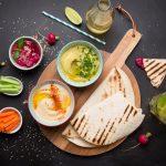 4 einfache Rezepte für köstliche vegane Dips
