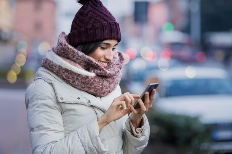 3 Tipps, wie Sie mit dem Smartphone sicher durch den Winter kommen