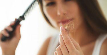 3 Arten von Haarausfall und die Ursachen