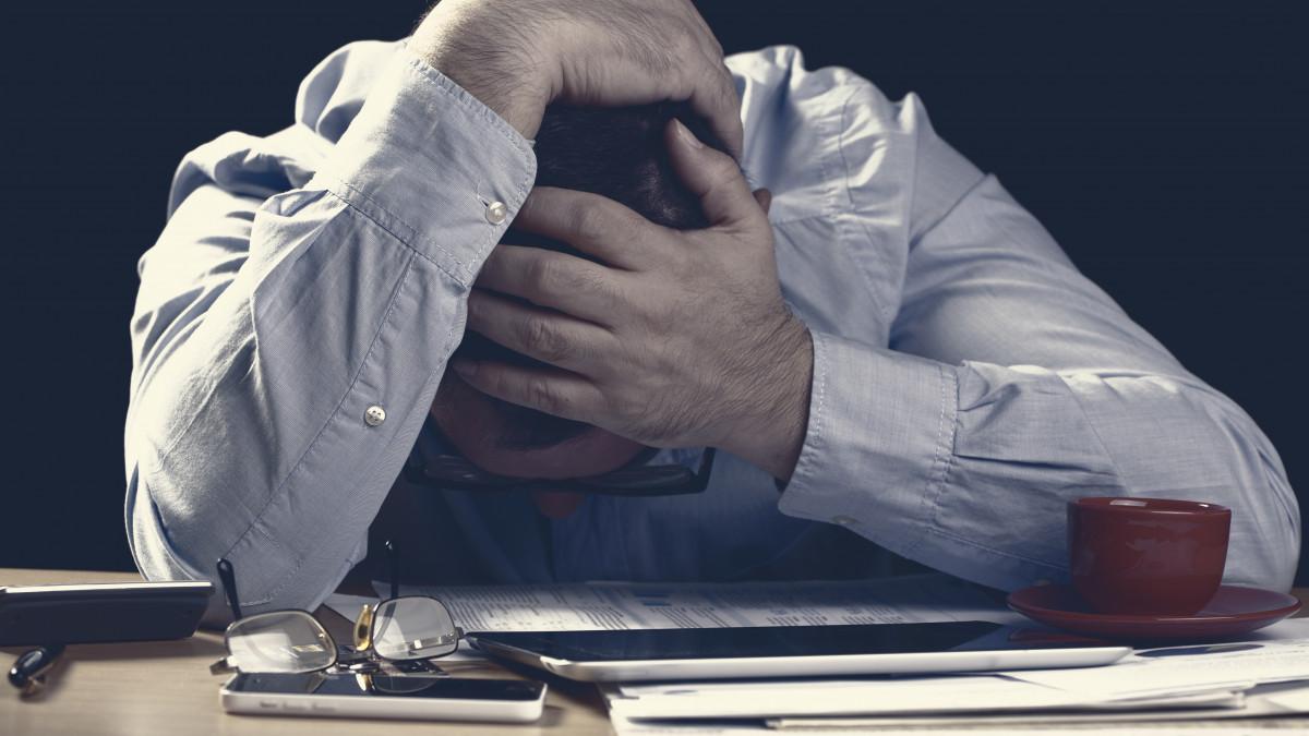 Burnout: Bei diesen 5 Symptomen sollten Sie aufhorchen