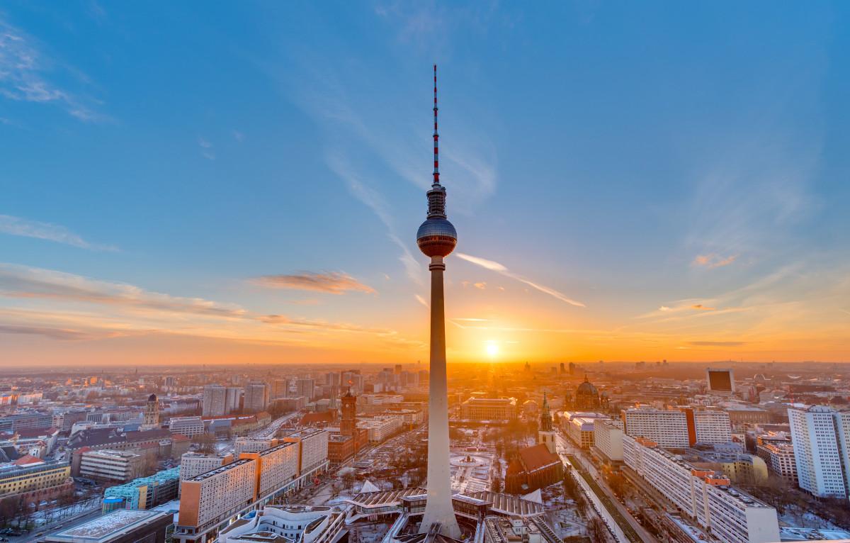 Berlin: Beste Bedingungen für Gründer