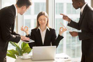 Ihr Chef ist cholerisch? So gehen Sie mit ihm um