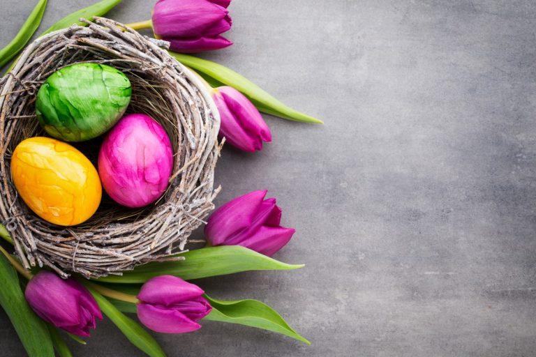 3 kreative Ideen für Ihre Frühlings- und Ostergrüße