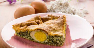 Veggie-Pasqualina – die italienische Torta Pasqualina für Vegetarier