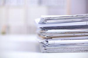 3 wirksame Tipps gegen lästige Papierstapel