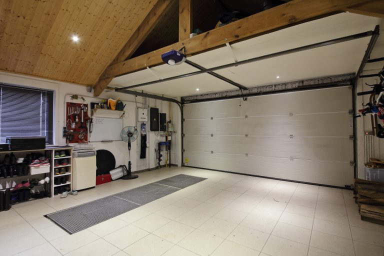 So bringen Sie in 9 Schritten Ordnung in Ihre Garage