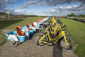 Lastenräder sind die neue Alternative zum Auto in der City