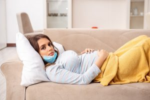 Scharlach – auch eine Gefahr während der Schwangerschaft?