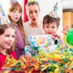 5 Ideen für außergewöhnliche Kindergeburtstage