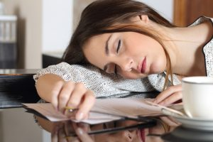 Die 4 Stufen der Stress bedingten Ermüdung - achten Sie auf diese Anzeichen