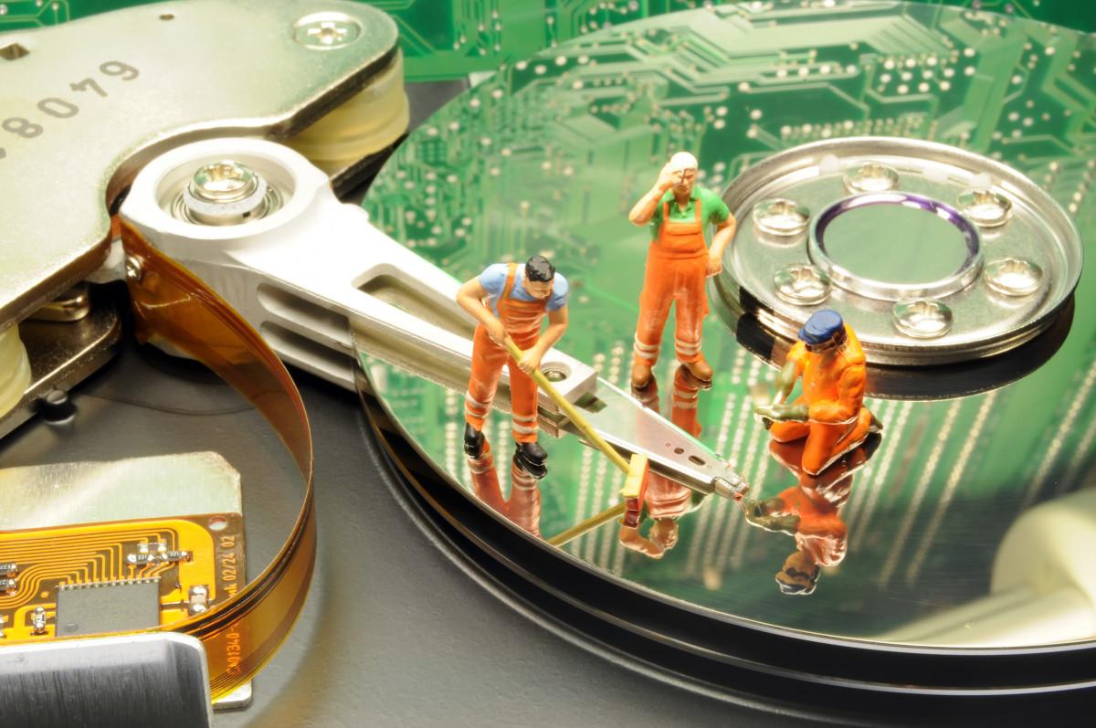 Die 5 häufigsten Ausfallgründe bei Festplatten