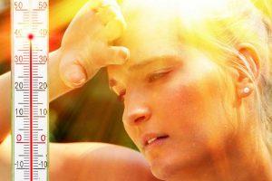 Sonnenstich: Diese 5 Schüßler-Salze helfen