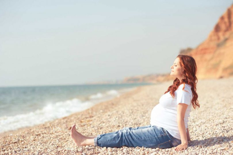 Reise in der Schwangerschaft: Bedenken Sie diese 5 Dinge!