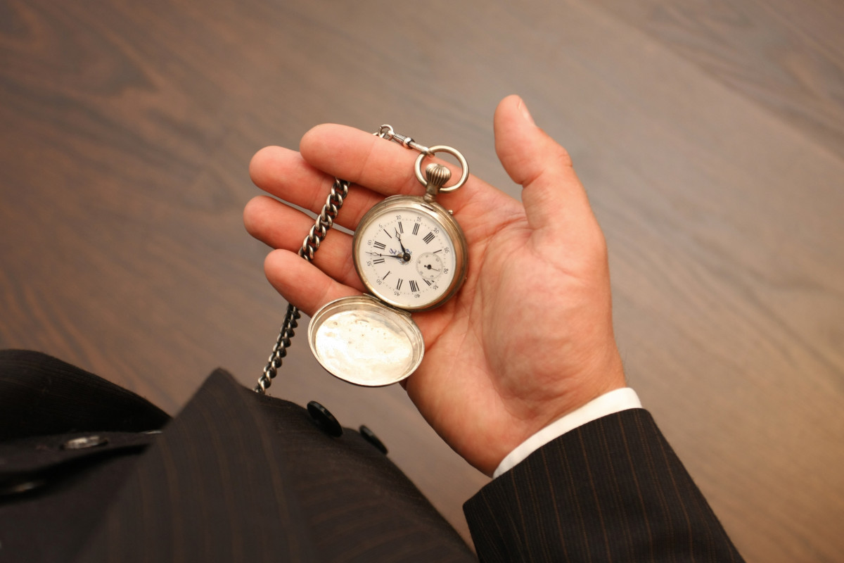 Gute Entscheidungen helfen Zeit sparen