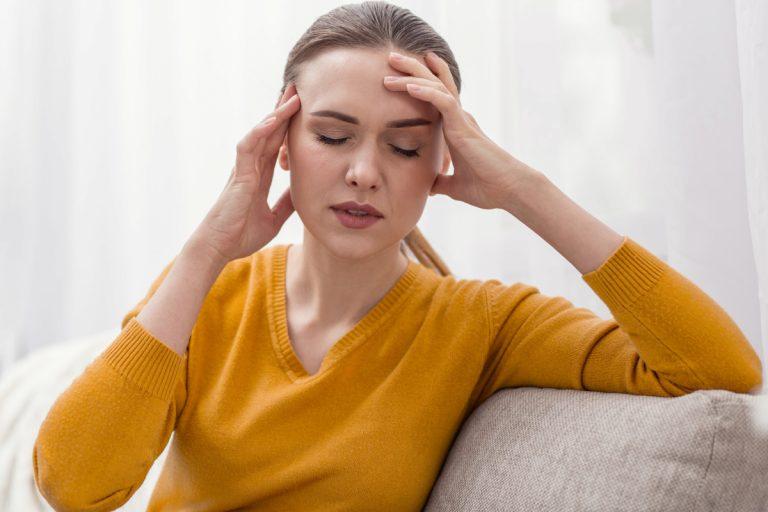 Rezeptfreie Maßnahmen gegen Kopfschmerzen