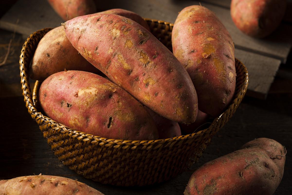 Süßkartoffel - nur eine Kartoffel oder doch mehr?