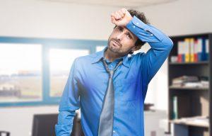 Schwitzen: Was ist normal und was ist übermäßiges Schwitzen?