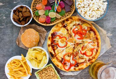 Machen Fertigprodukte und Fast Food süchtig?