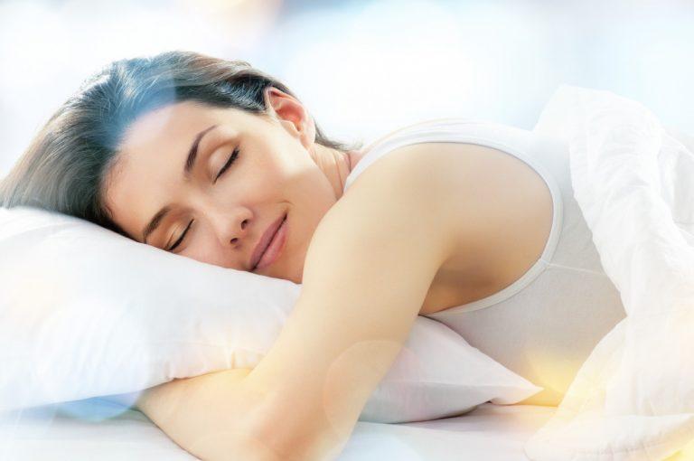 So schlafen Sie sich schlank
