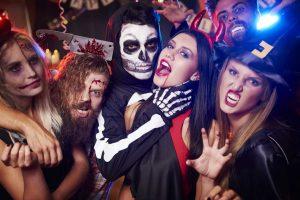 Sorgen Sie auf Ihrer Halloween-Party für die richtige Musik