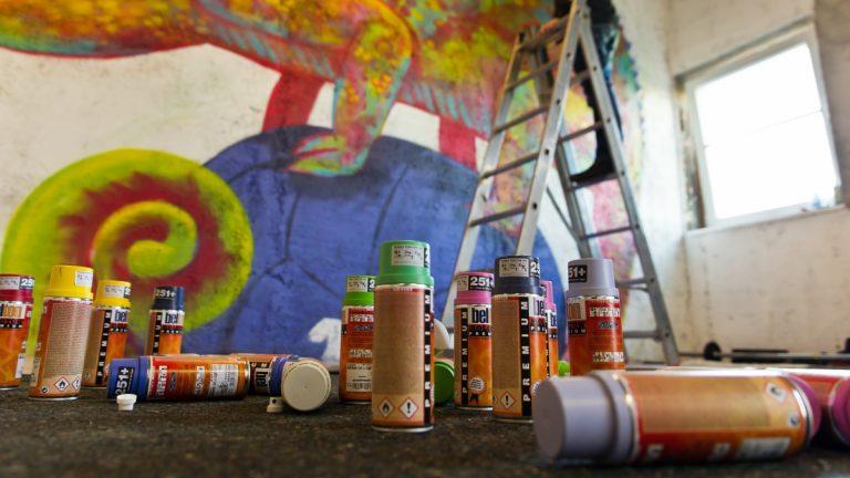 Wie Sie Graffiti als Werbemittel nutzen können