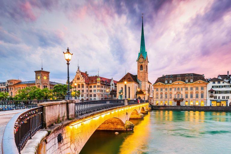 Lernen Sie die heimliche Hauptstadt der Schweiz vom Wasser aus kennen
