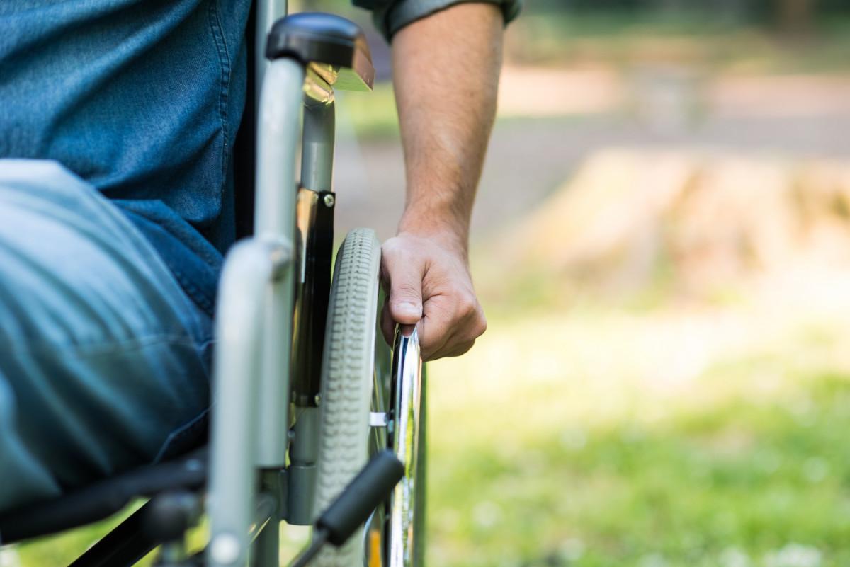 Anzeichen für Multiple Sklerose