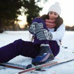 5 häufige Verletzungen beim Skifahren und wie man sie vermeiden kann