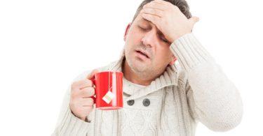 Anzeichen einer Erkältung: Schnupfen, Husten und Co.