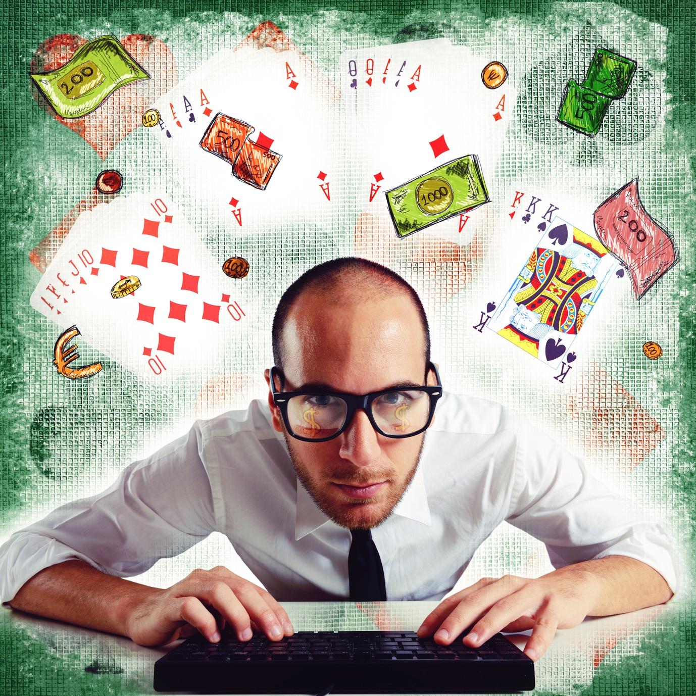 Glücksspiel: Eine Sucht, die ruiniert!