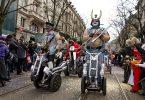 Warm bleiben an Karneval: 5 Tipps um nicht zu frieren